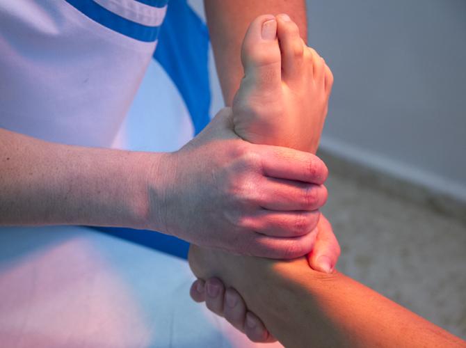 Masoterapia en Clínica Fisioterapia Fuentes - Cádiz