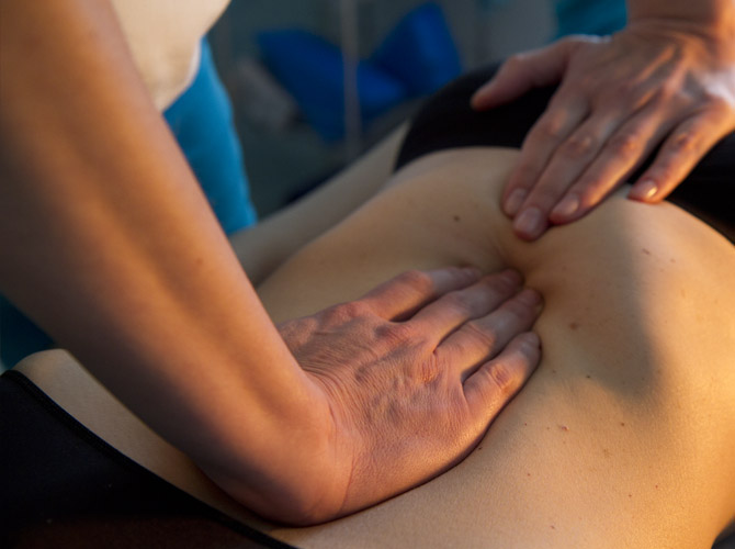 Osteopatia Visceral en Clínica Fisioterapia Fuentes - Cádiz